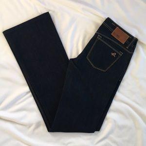 DL1961 Dark Wash Milano Bootcut Jeans size 25
